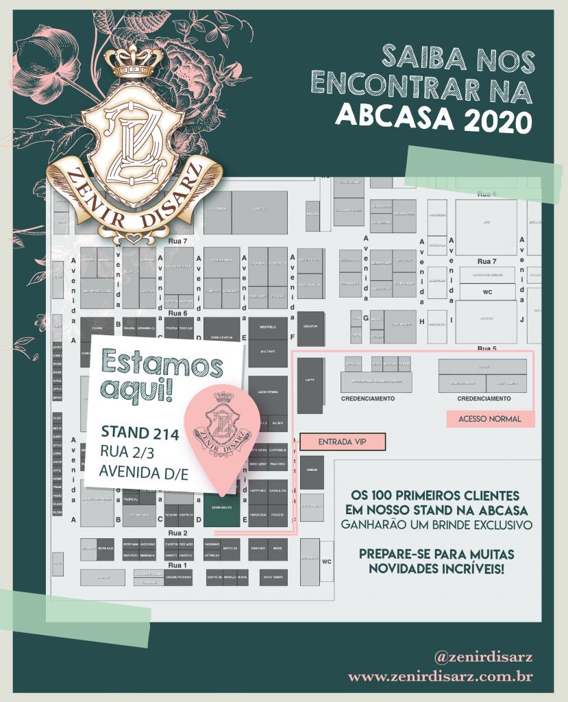 ABCasa 2020 Mapa