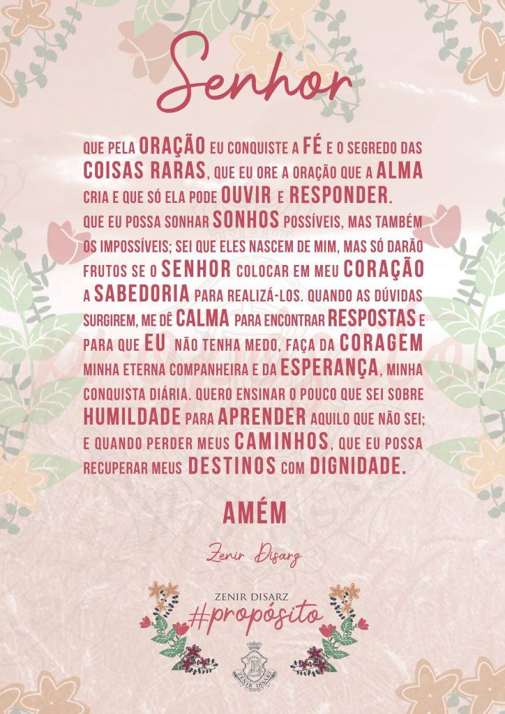 Oração A4